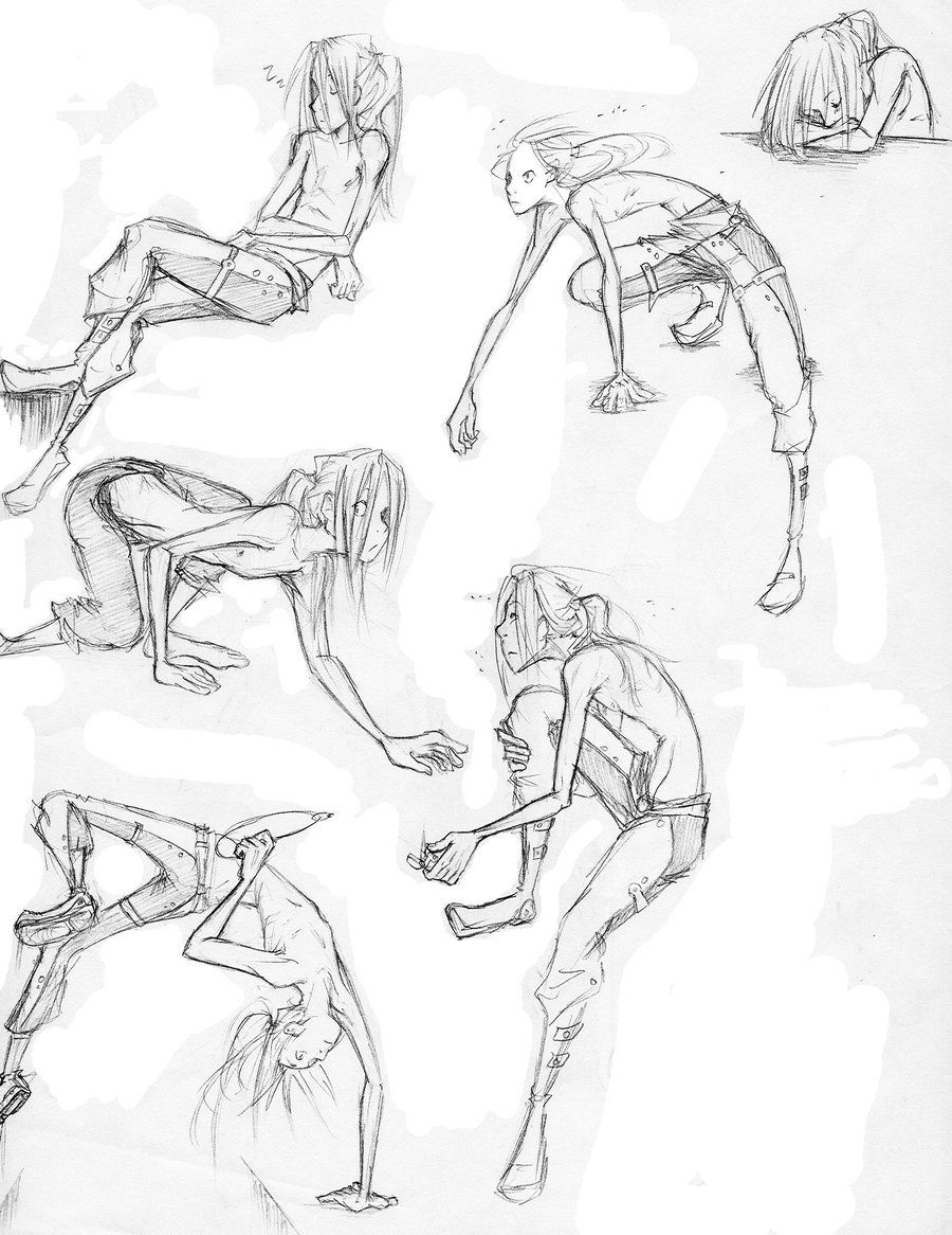 Dynamic Poses by maddynekoviantart on deviantART Drawing