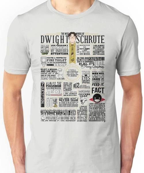 e07869960 dunder mifflin merchandise | Gifts n stuff | The office shirts, The ...