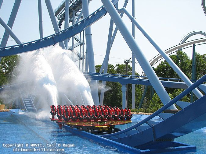 Griffon Busch Gardens Williamsburg Dive Coaster Awesome Roller Coasters Pinterest