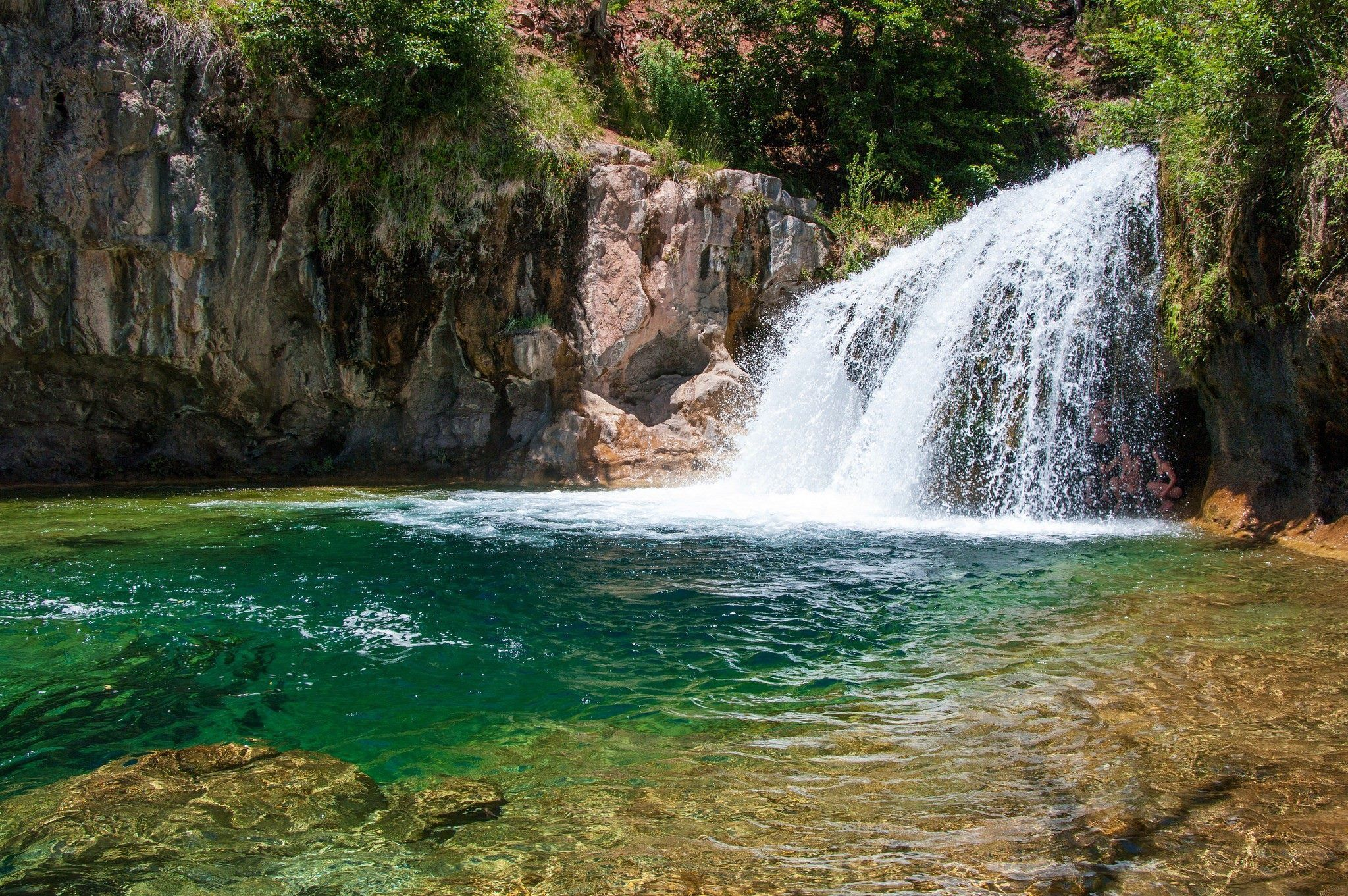 Fossil Creek Arizona Usa Places To Go Fossil Creek Places To See