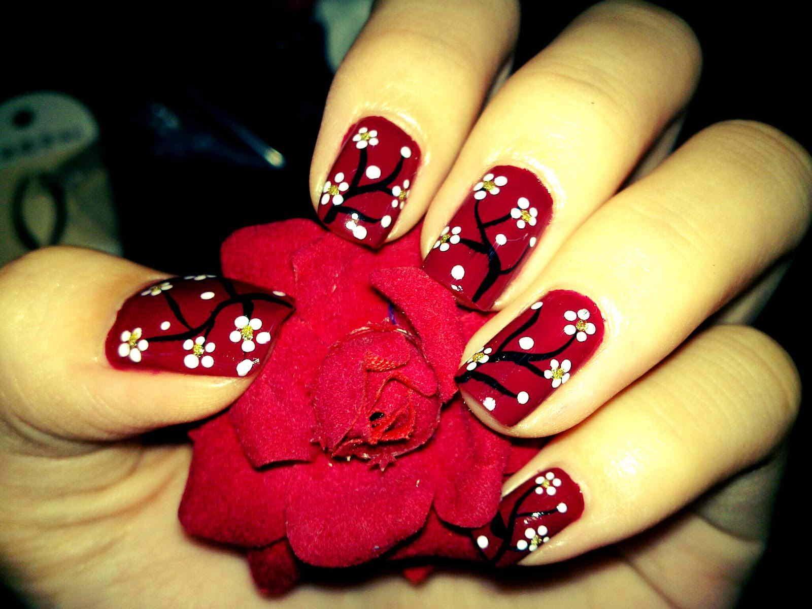 New nail art designs,acrylic nail designs, nail art ideas, french ...