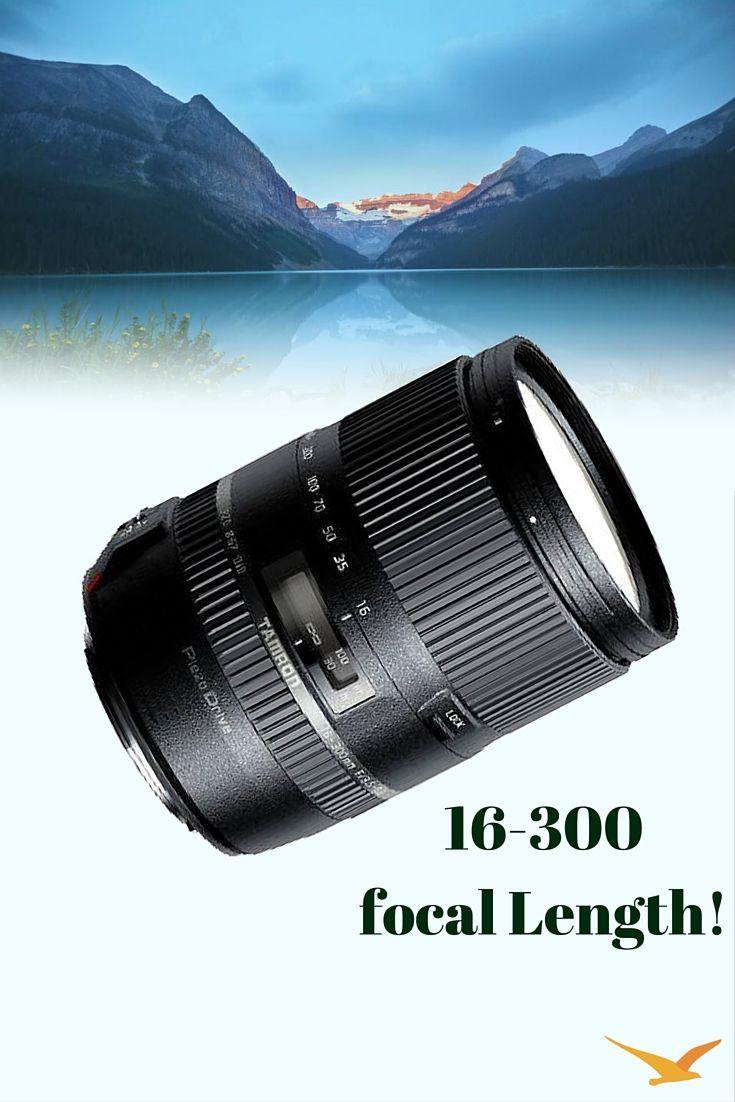 Tamron 16 300mm F 3 5 6 3 Di Ii Pzd Macro Lens For Sony Cameras Macro Lens Macro Zoom Lens