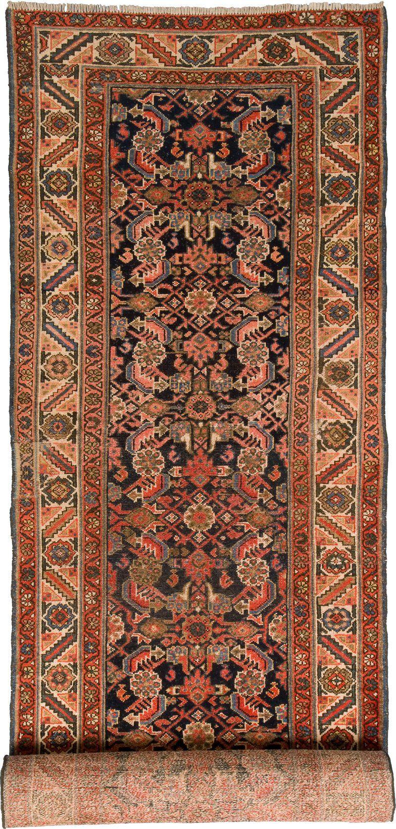 Tappeto Malayer Antico Dimensione 110x515 Rey Carpets