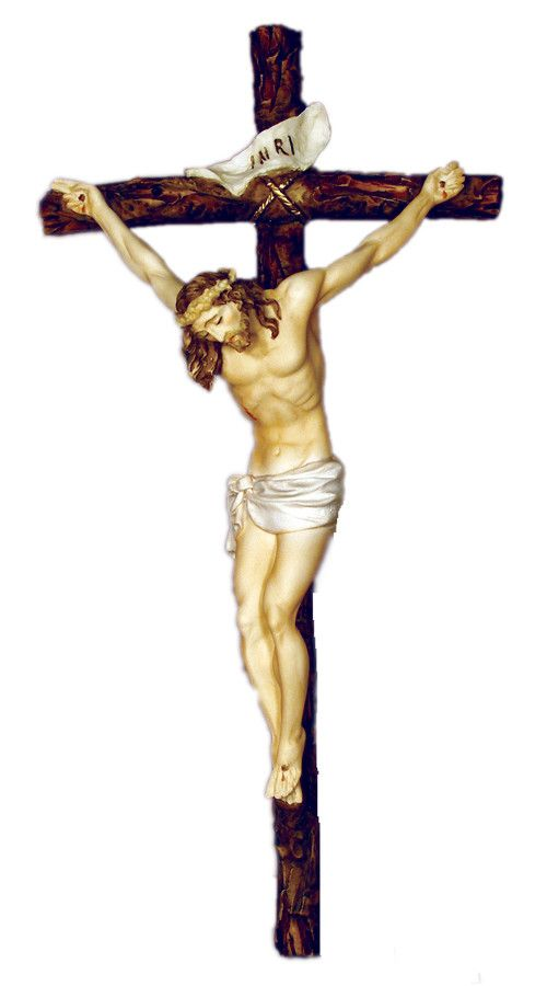 Italia Crucifix
