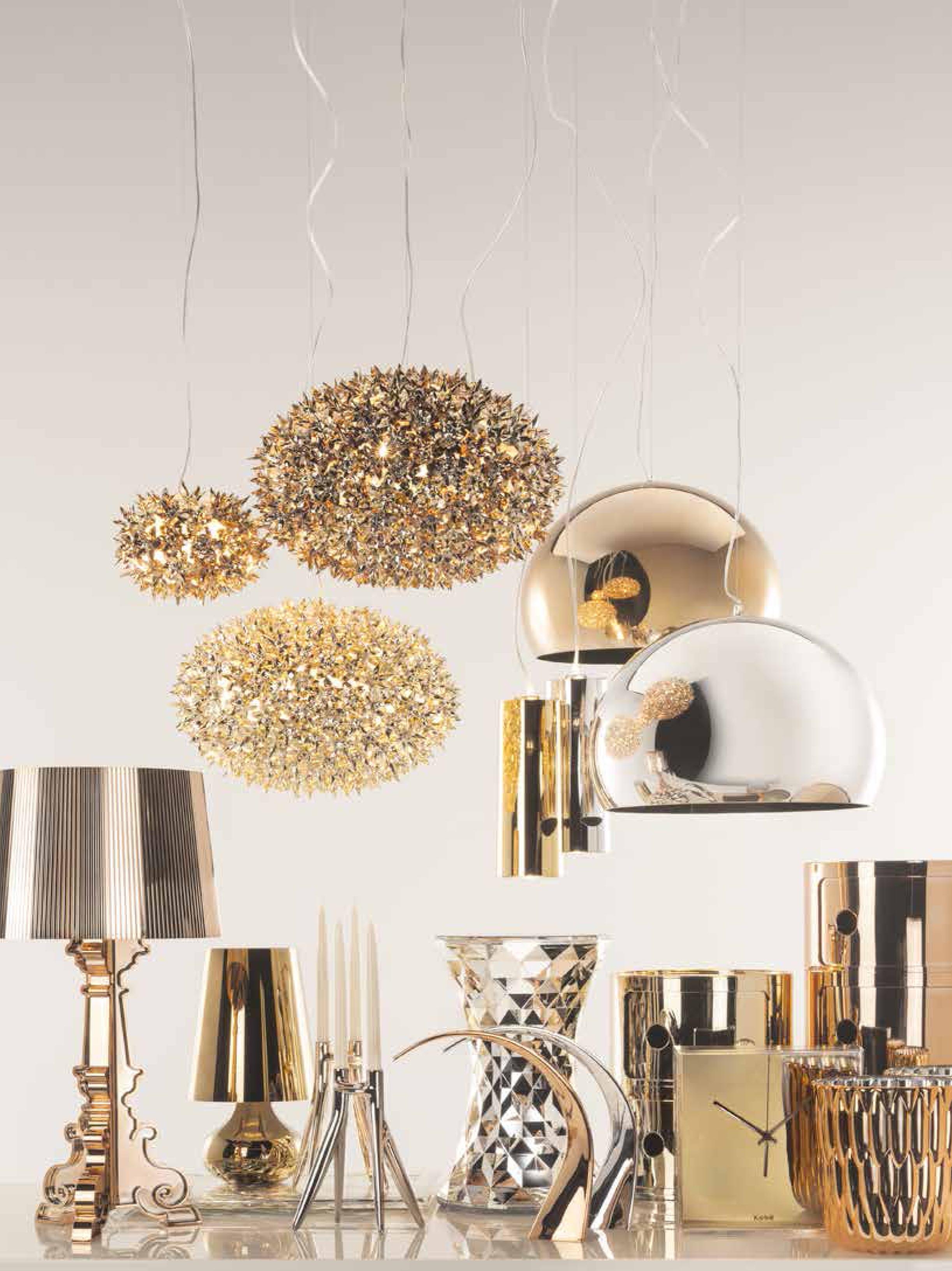 Ein bisschen Gold und Silber: Design von Kartell | online kaufen ...
