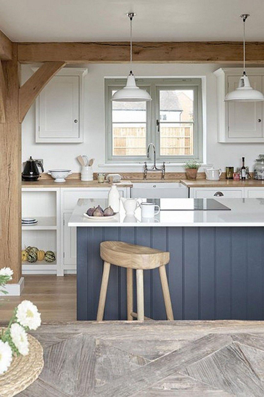 50 Gorgeous Modern Cottage Kitchen Ideas Kitchen Ideas Kitchen