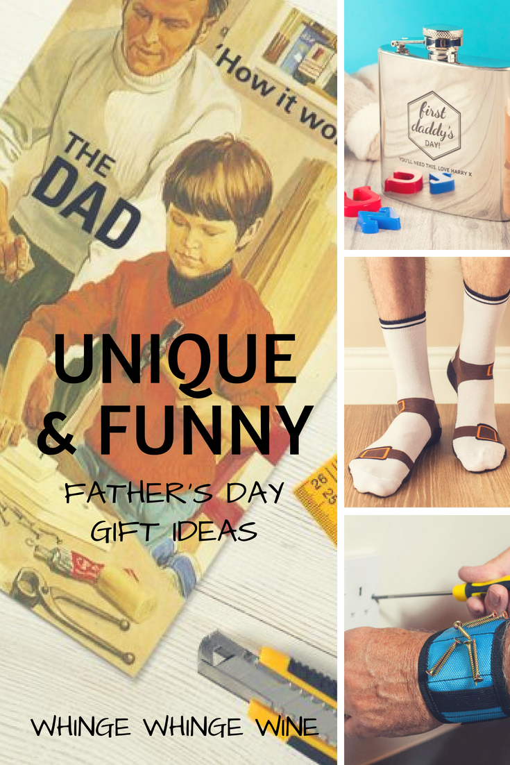 7a0f95529a0a7 Looking for slightly different and funny ideas for  FathersDay gifts  Here  are some of
