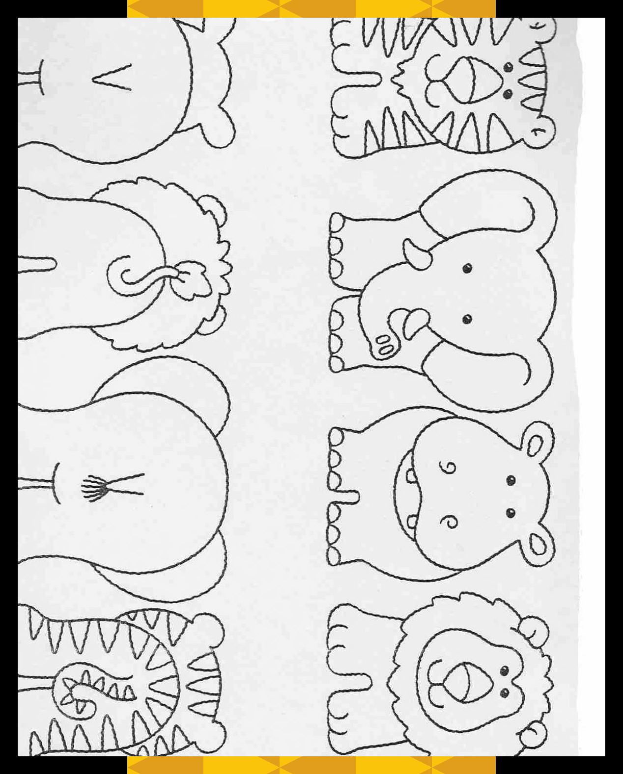 Pin On Animals Preescolar