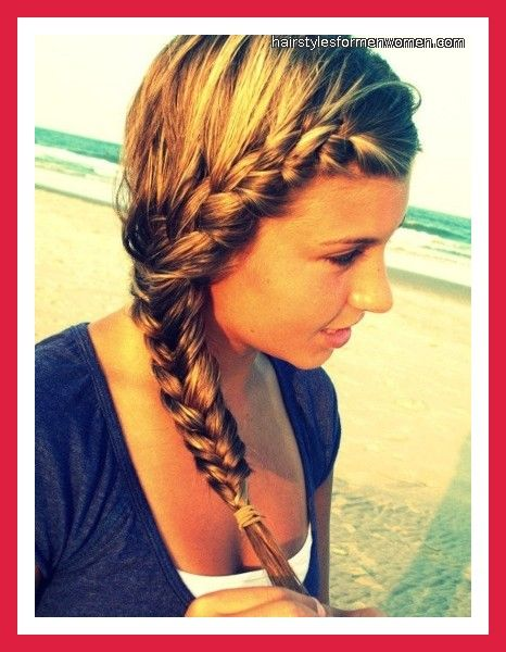 Excellent 1000 Images About Hairstyles On Pinterest Braids Waterfall Hairstyle Inspiration Daily Dogsangcom
