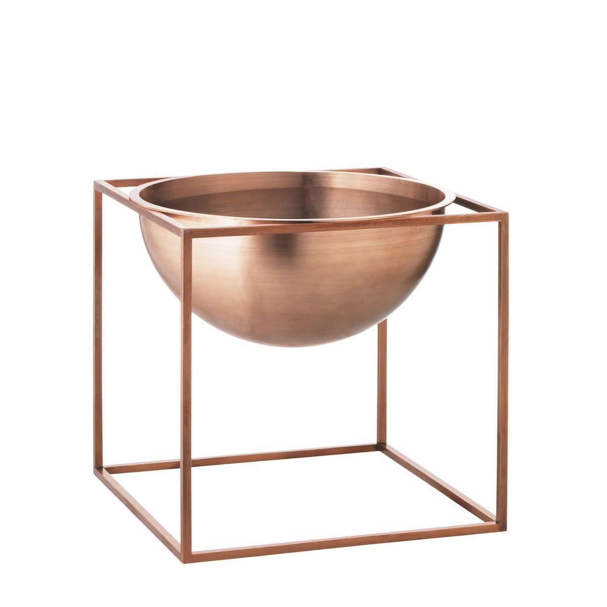 Wohndesign bilder mit shop by lassen  kubus bowl groß kupfer  bowls and dekoration