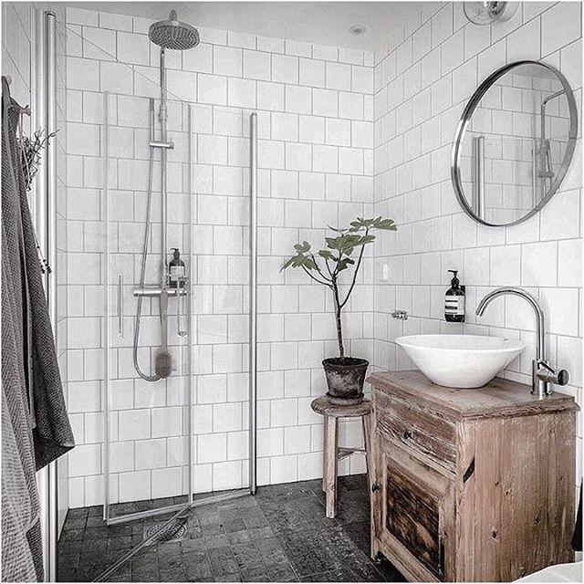 Wundervolle badezimmer inspiration von der lieben for Inspiration kleines badezimmer