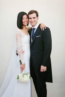 La boda de Shuyi y Jorge (Parte I) - oh!myWedding
