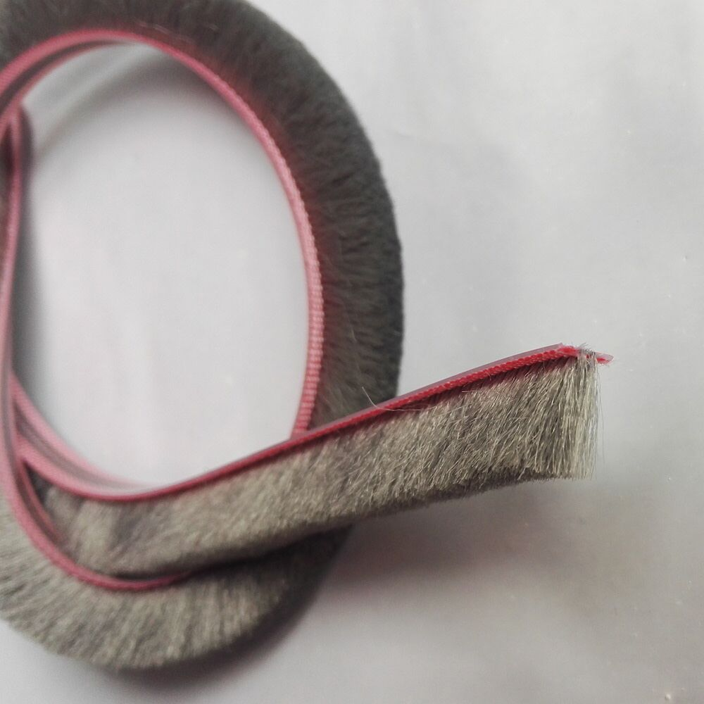 Universe Of Goods Buy Felt Draught Excluder Wool Pile Weather Strip Sliding Sash Screen Window Door Brush Seal 7 X 13mm 7mm X 13mm Gray Cool Things To Buy Windows Doors Sash