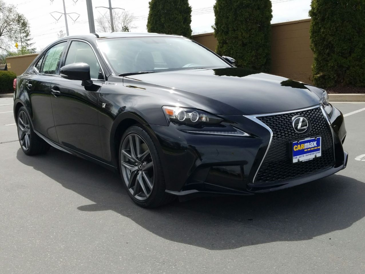 Used 2015 Lexus Is 350 In South Jordan Utah Carmax New Trucks Best Family Cars Lexus