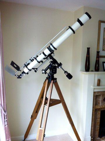Polarex 132C - Classic Telescopes - Photo Gallery - Cloudy Nights