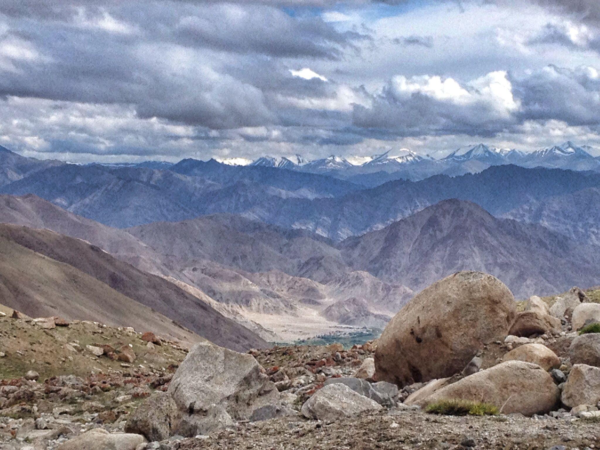 Ladakh Travelogue Nature