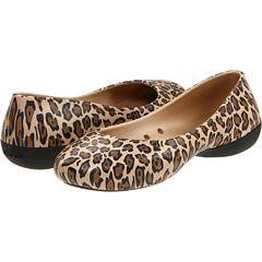 Crocs - Wiona Flat Leopard