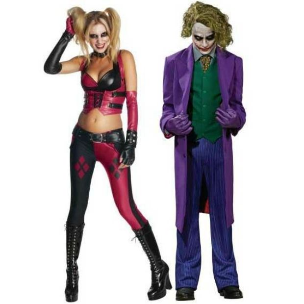 50 Totally Clever Halloween Costumes For Couples  sc 1 st  Pinterest & 50 Totally Clever Halloween Costumes For Couples | Clever halloween ...