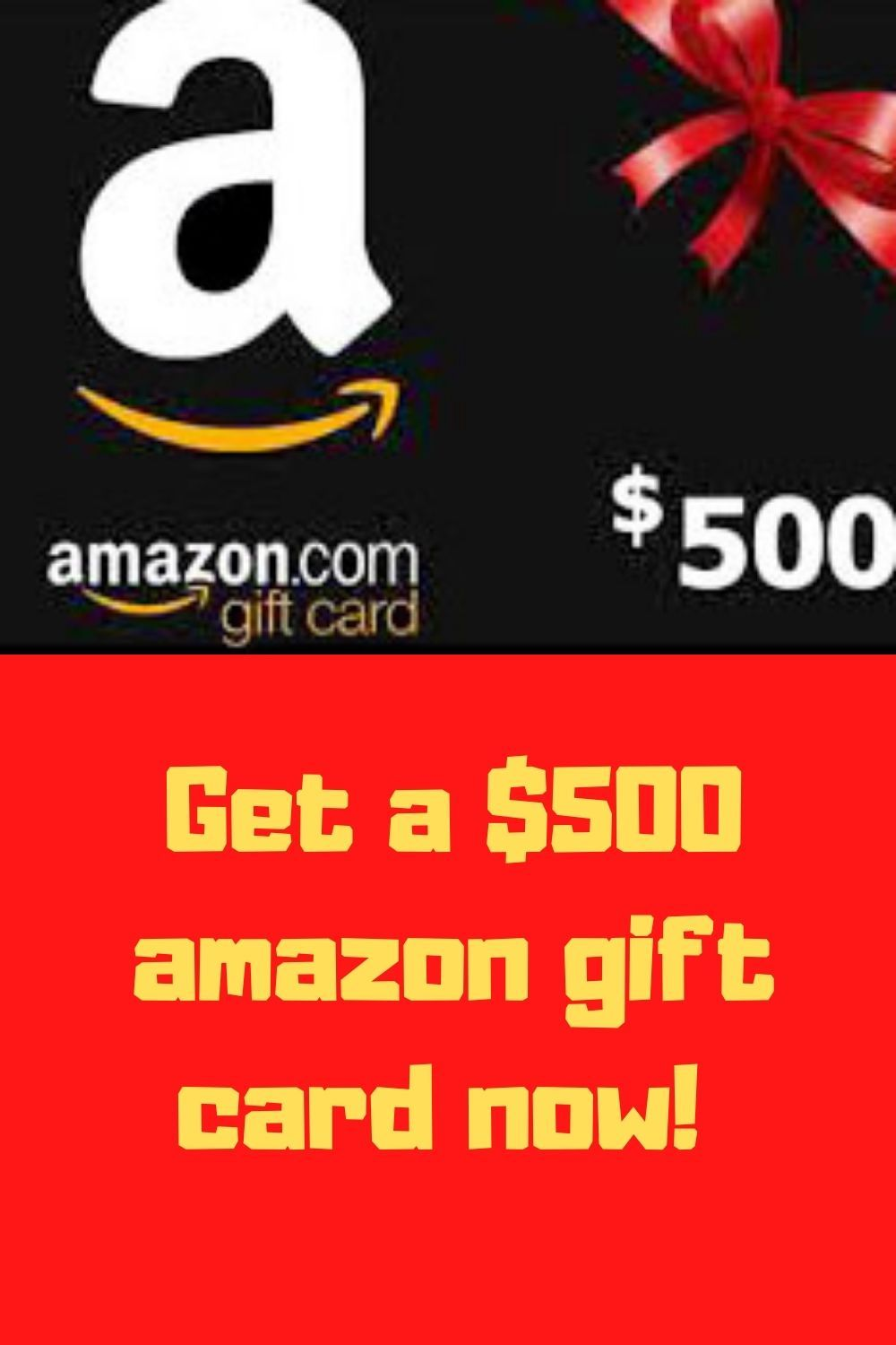 500 Usa Amazon Gift Card Email Delivery Amazon Gift Cards Gift Card Amazon Gifts