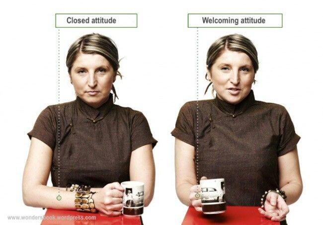 Body language 15 | Reading body language, Body language