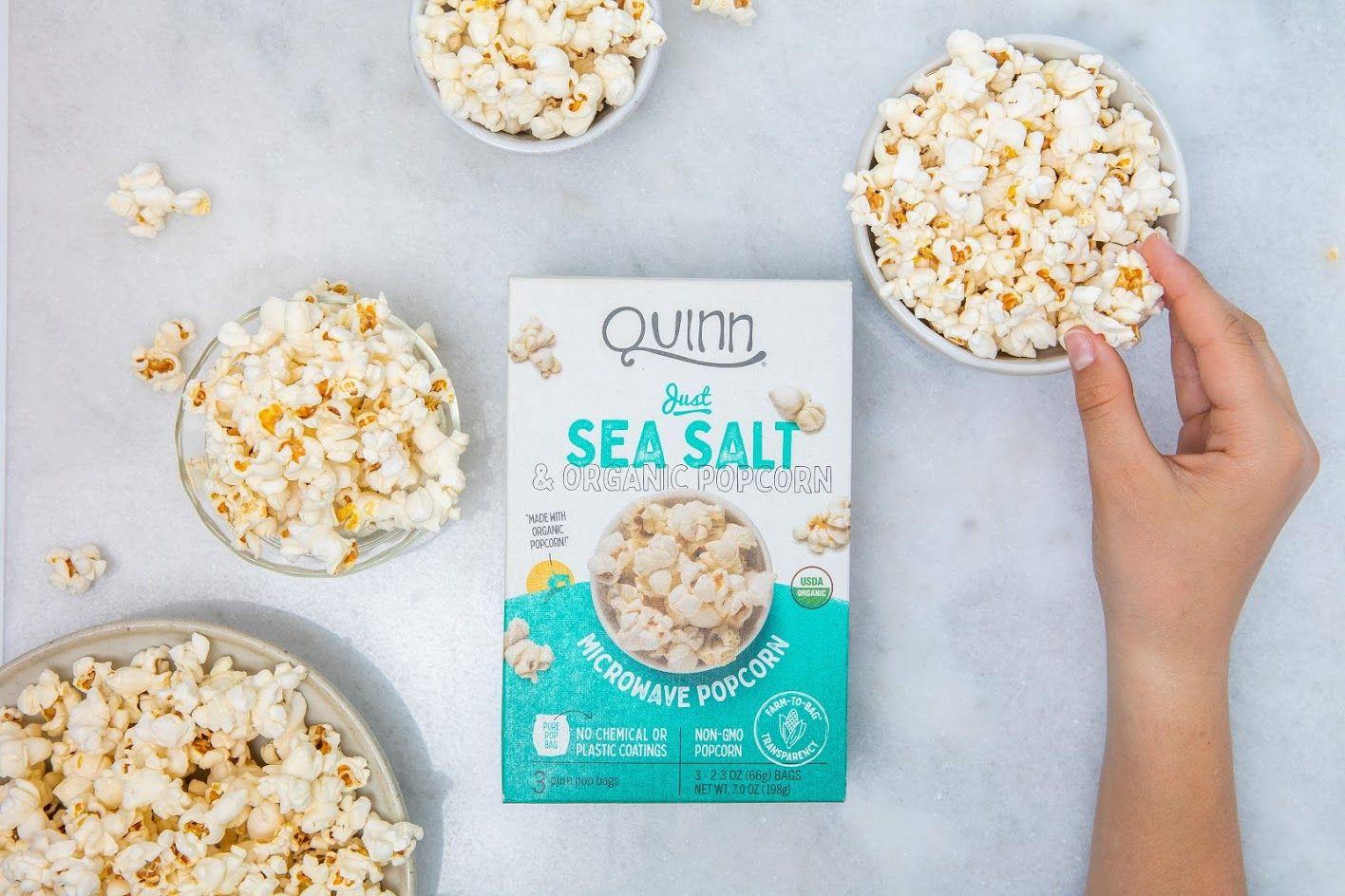 quinn just sea salt pure pop
