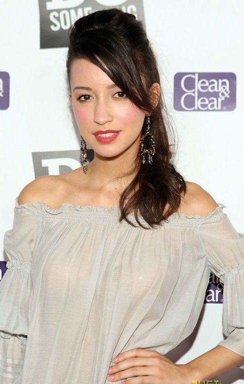 Christian Serratos as Rosita Espinosa - The Walking Dead
