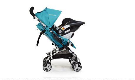 Best Umbrella Strollers Bumbleride Flyte Car Seat Compatible | Big