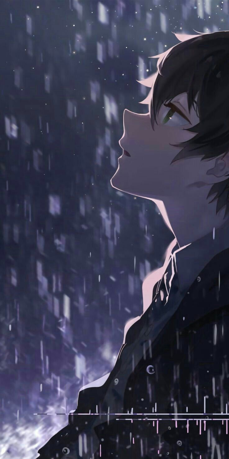 Love Background Aesthetic Aesthetic Boy And Girl Anime Monica Gallery In 2020 Dark Anime Cute Anime Guys Anime Boy
