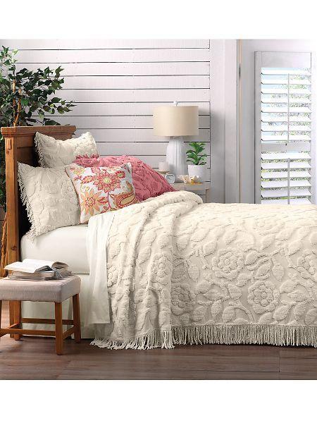 Charleston Chenille Bedspread