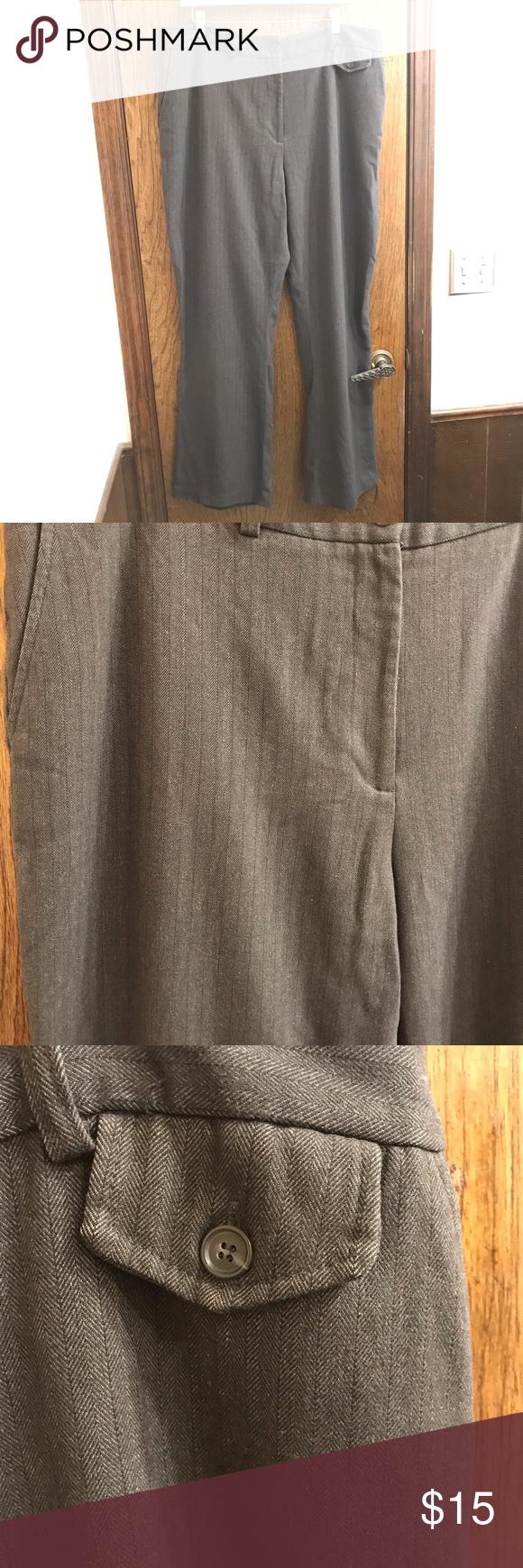 bb3ae09afaf9 East 5th Gray Dress Pant Slacks Size 18 A nice pair of gray East 5th dress