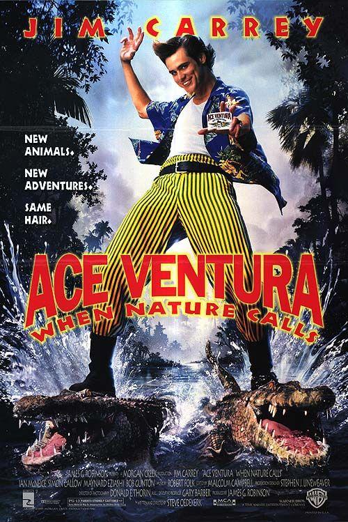 Ace Ventura Check Pet Detective Ace Ventura 1995 Movies
