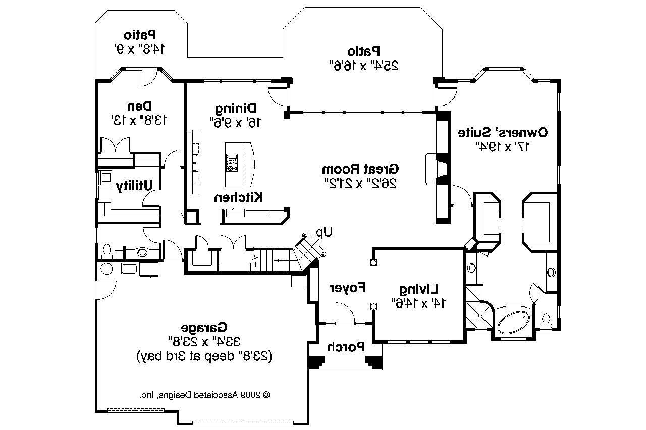 Mediterranean House Plan Corsica 30 443 1st Floor Plan Mediterranean House Plan How To Plan Mediterranean House Plans