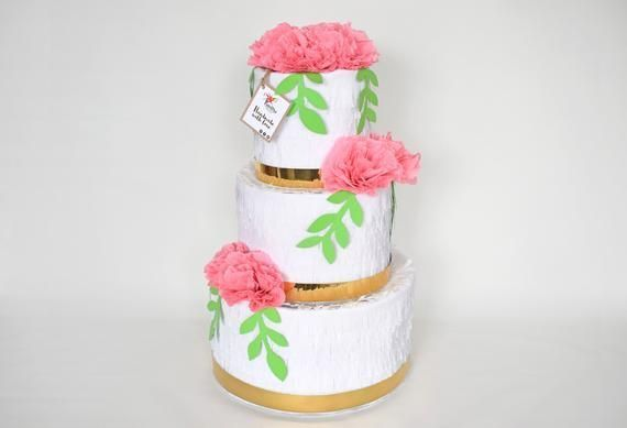 Photo of Wedding Cake Pinata Pink – Apfel Kuchen – Apfel Kuchen