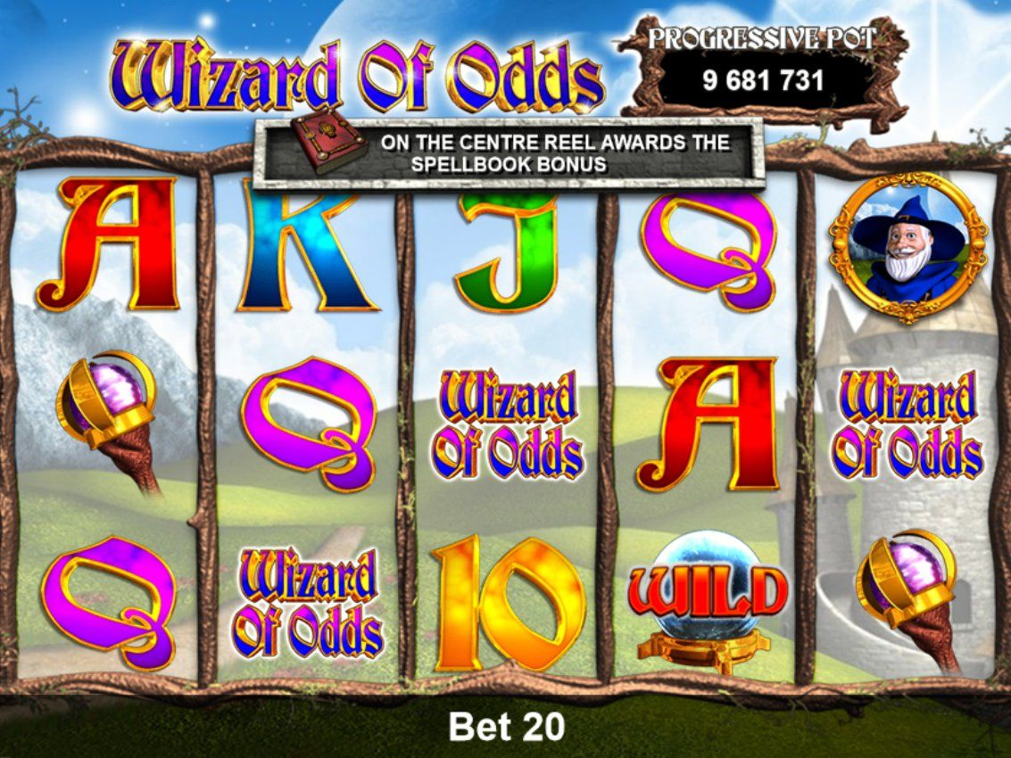 Free Wizard of Odds Slot Online »Play Now!« FreeSlots77