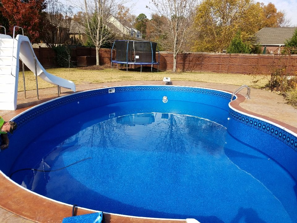 Let our service department revamp your old pool with a new ...