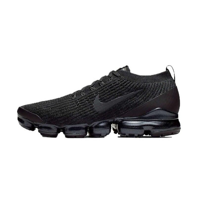 Air VaporMax Flyknit 3 'Triple Black' 'Neon Collection