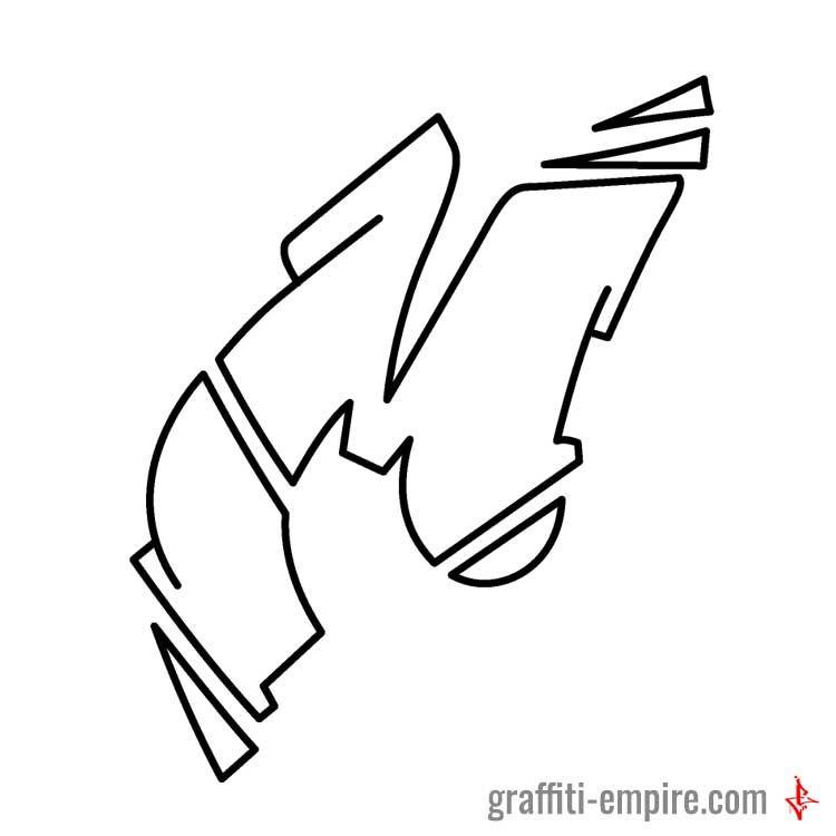 e7fbe4704f32 Graffiti Letters AZ Graffiti street art tags