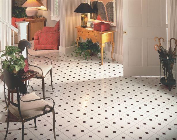 Diamond Jubilee Vinyl Tile Curated By Modern Paint