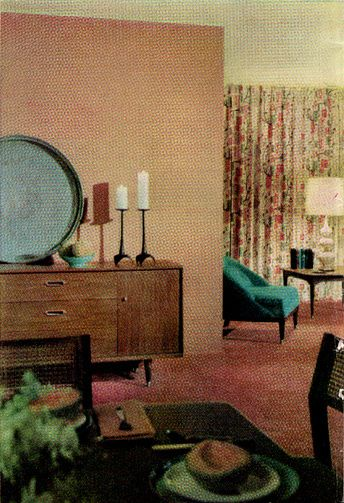 sherwin william home decorator 1959 i like the - 1959 Home Design