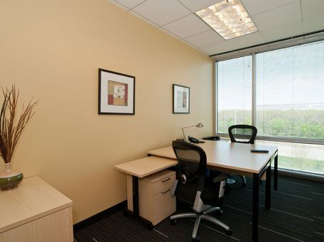 Beautiful forest preserve views  Regus Business Centre in