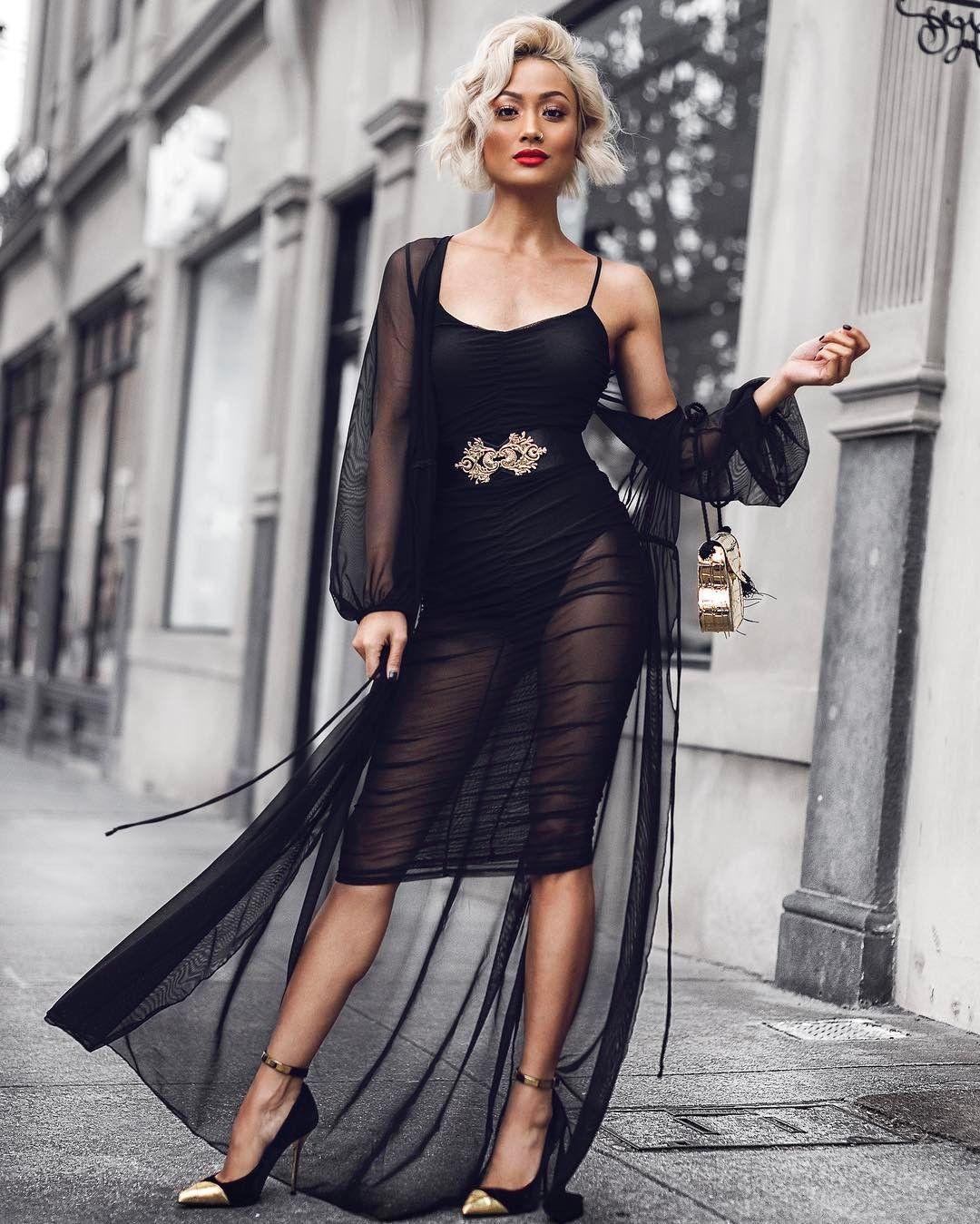 Black dress comments - 3 729 Likes 38 Comments Micah Gianneli Micahgianneli On Instagram
