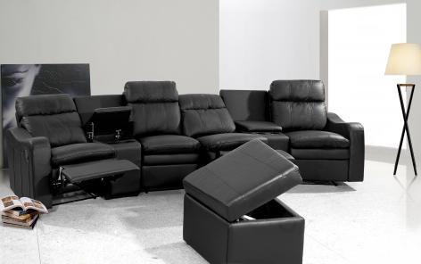 Ambassador 4 Seater Recliner Sofa Shop Italian Sofa Sofa