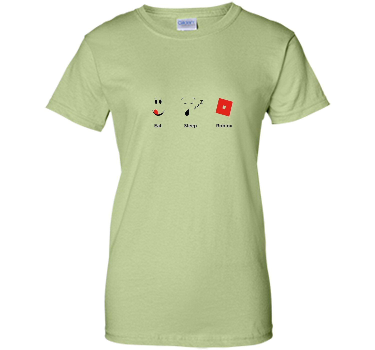 Eat. Sleep. Roblox. T-shirt
