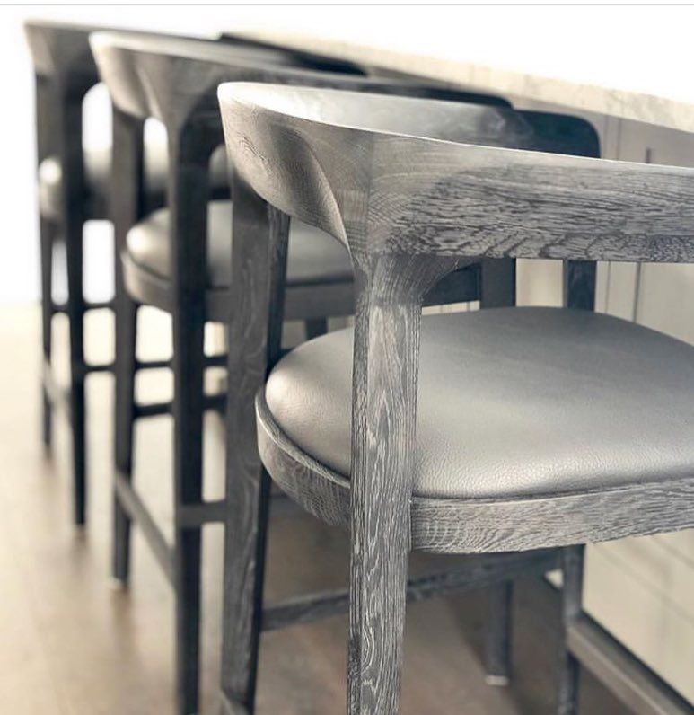 Kriskraft Finished Bar Stools Kitchen Bar Stools Bar Chairs Design Home Decor
