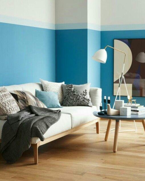 halbhoch streichen sch ner wohnen wohnen wohnen sch ner wohnen farbe und sch ner wohnen. Black Bedroom Furniture Sets. Home Design Ideas