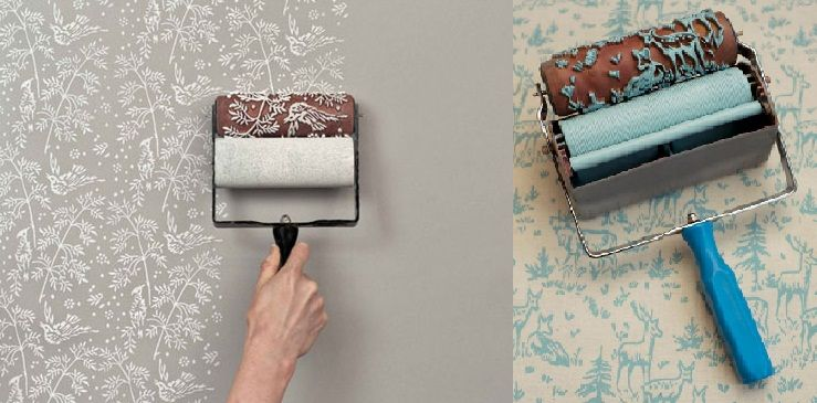 Erstaunlich Coole Wand Streichideen Und Streichtechniken Für Kreative Wandgestaltung  Mit Muster