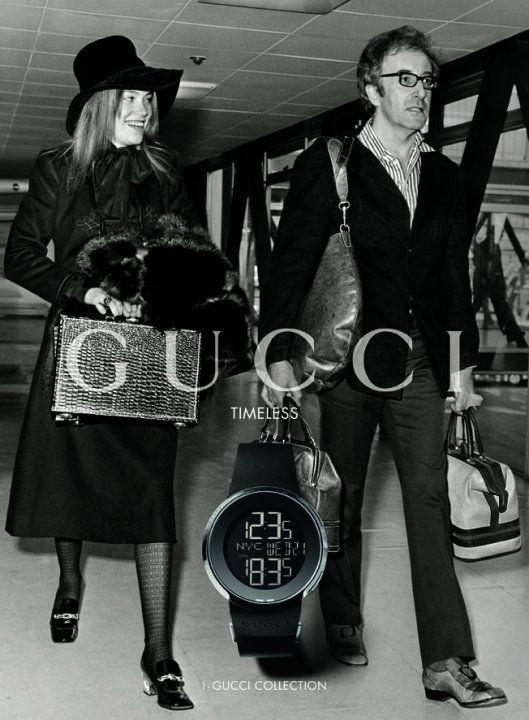 Gucci Timeless Ad 1970 Gucci Campaign Gucci Ad Gucci