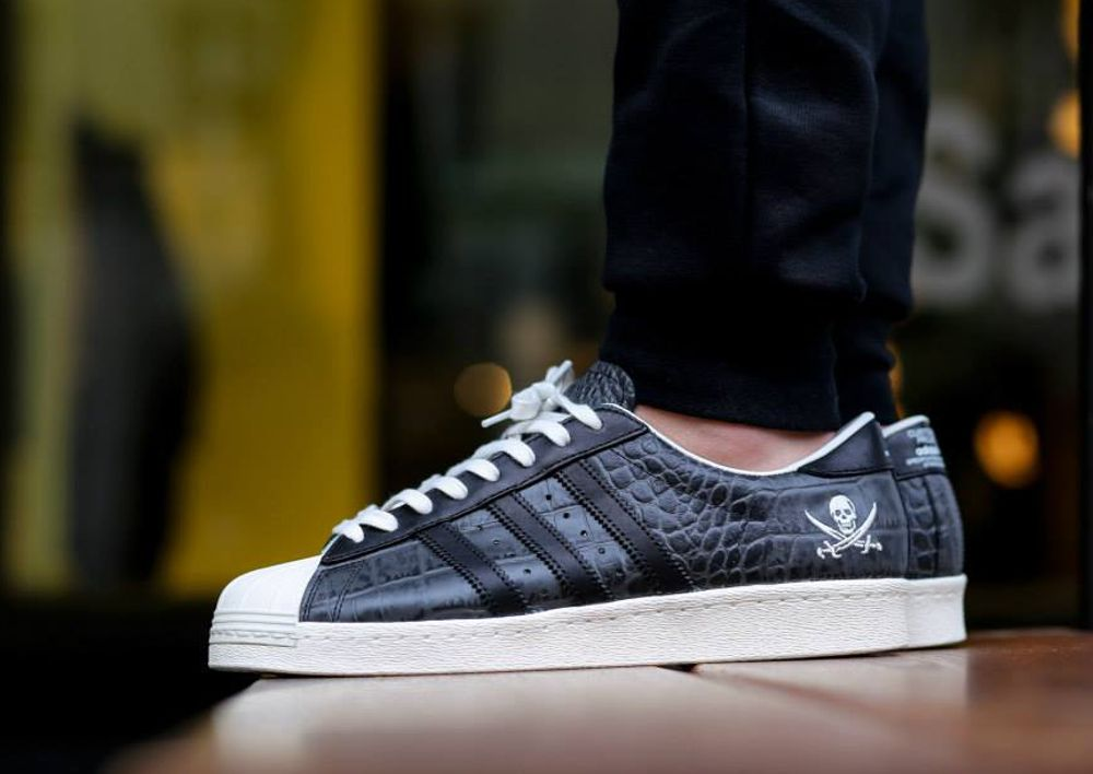 Cheap Adidas Originals Superstar Foundation Trainers Black/White very.co