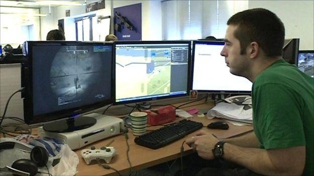 Video Game Developer Ontwerper