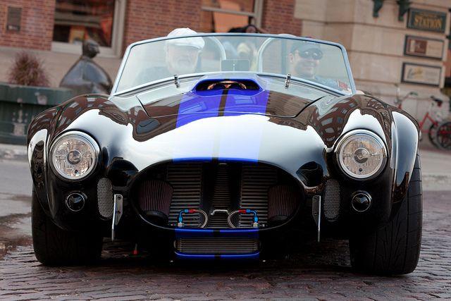 voiture en kit cobra